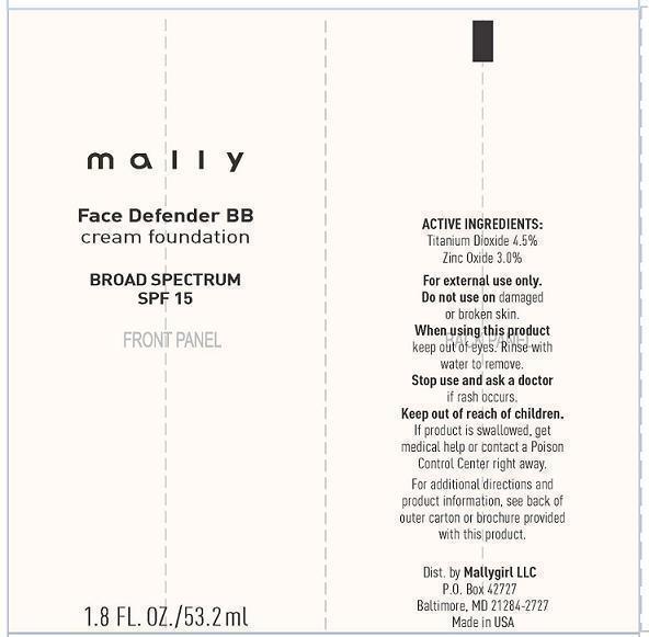 Mally Face Defender Foundation Bb 53.2 Ml   Mallygirl, Llc and breastfeeding