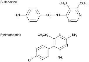 Fansidar   Sulfadoxine And Pyrimethamine Tablet Breastfeeding