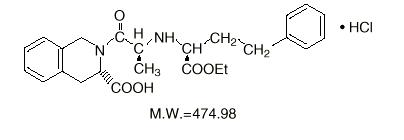 Quinapril Hydrochloride