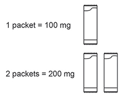 100mg-packet