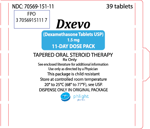 11-Day Dose Pack label