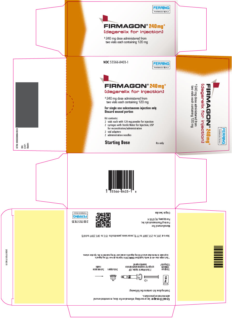 PRINCIPAL DISPLAY PANEL - 240 mg Kit Carton