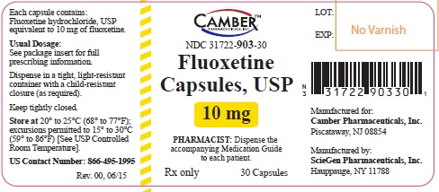 fluoxetine10mg30s