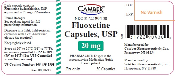 fluoxetine20mg30s