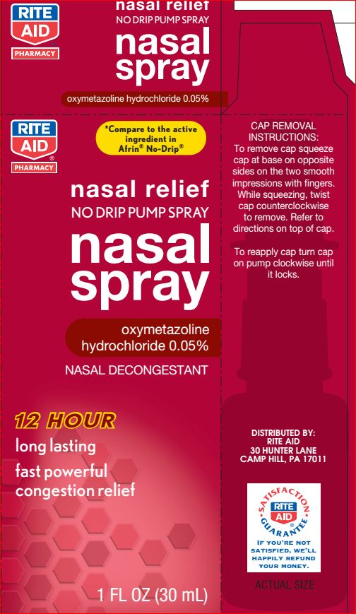 Original No Drip Nasal   Oxymetazoline Hydrochloride - 0.05% Liquid while Breastfeeding
