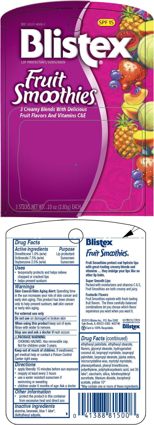 Fruit Smoothies 2.83 G while Breastfeeding