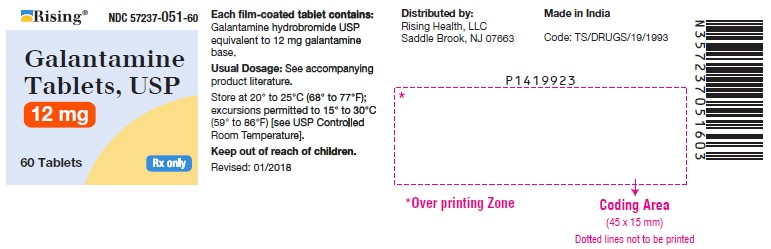 PACKAGE LABEL-PRINCIPAL DISPLAY PANEL - 12 mg (60 Tablets Bottle)