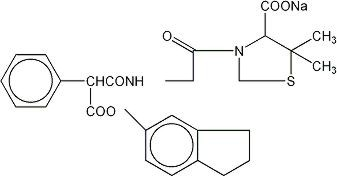 Geocillin | Carbenicillin Indanyl Sodium Tablet Breastfeeding