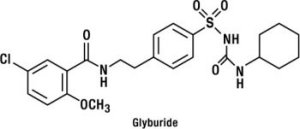 Glucovance   Glyburide And Metformin Hydrochloride Tablet and breastfeeding