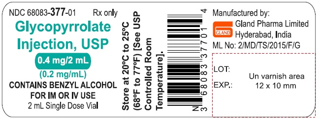 glycopyrrolate-spl-2ml-container-label