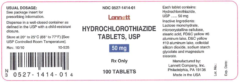 hydrochlorothiazide-50mg-container-label
