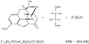 Hydrocodone Bitartrate And Acetaminophen | Mallinckrodt, Inc. and breastfeeding