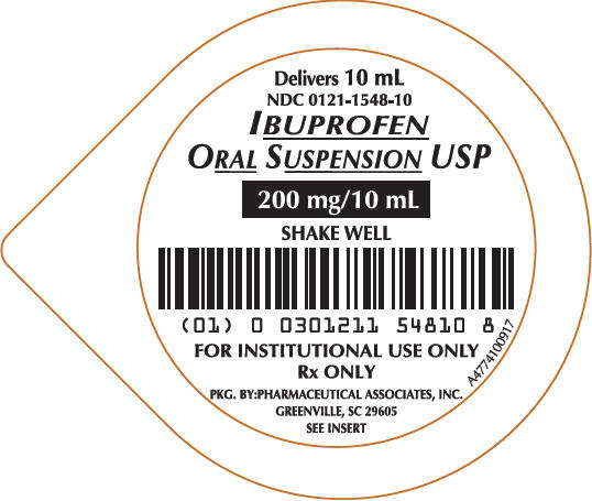 PRINCIPAL DISPLAY PANEL - 10 mL Cup Label