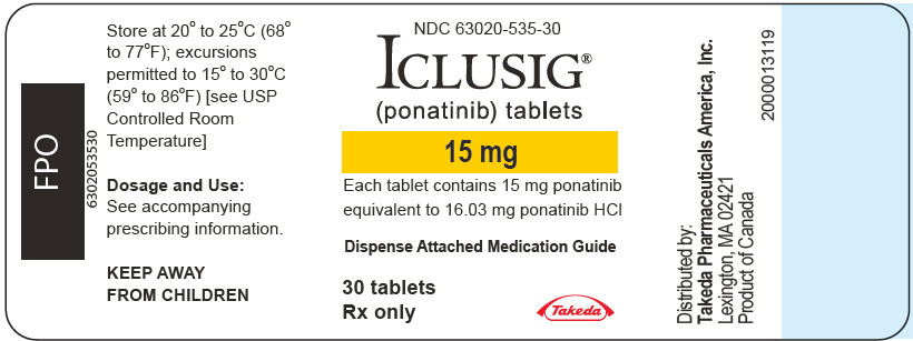PRINCIPAL DISPLAY PANEL - 15 mg Tablet Bottle Label