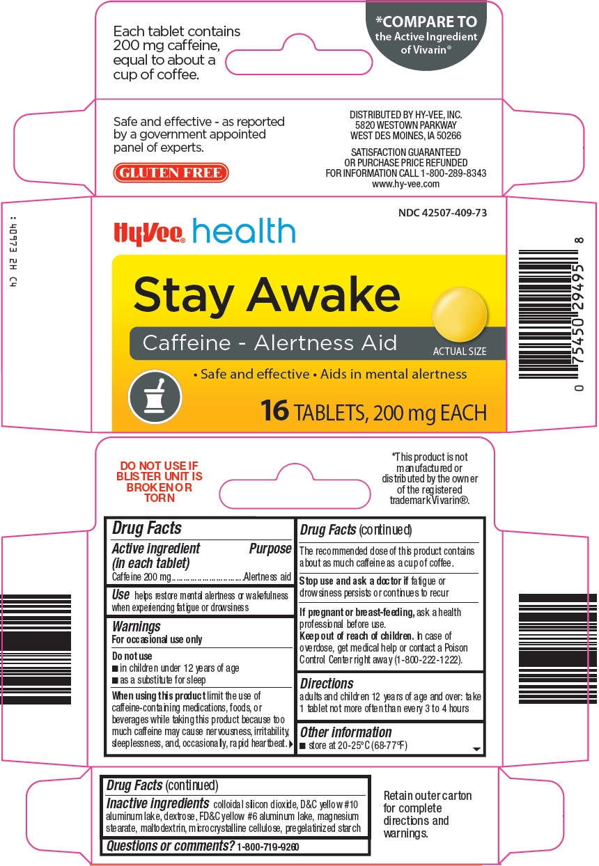 HyVee Health Stay Awake image