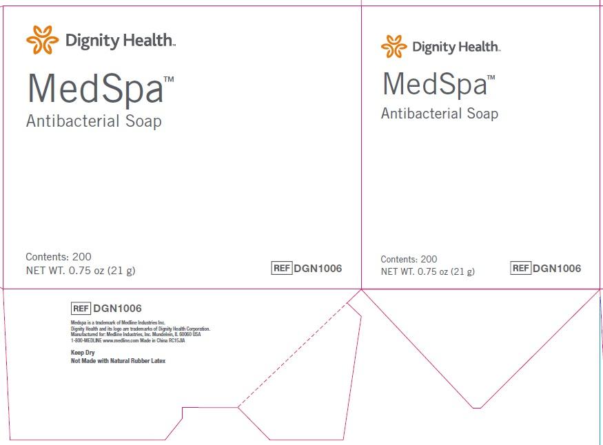Medspa Antibacterial Bar   Triclosan 0.3 G In 100 G Breastfeeding