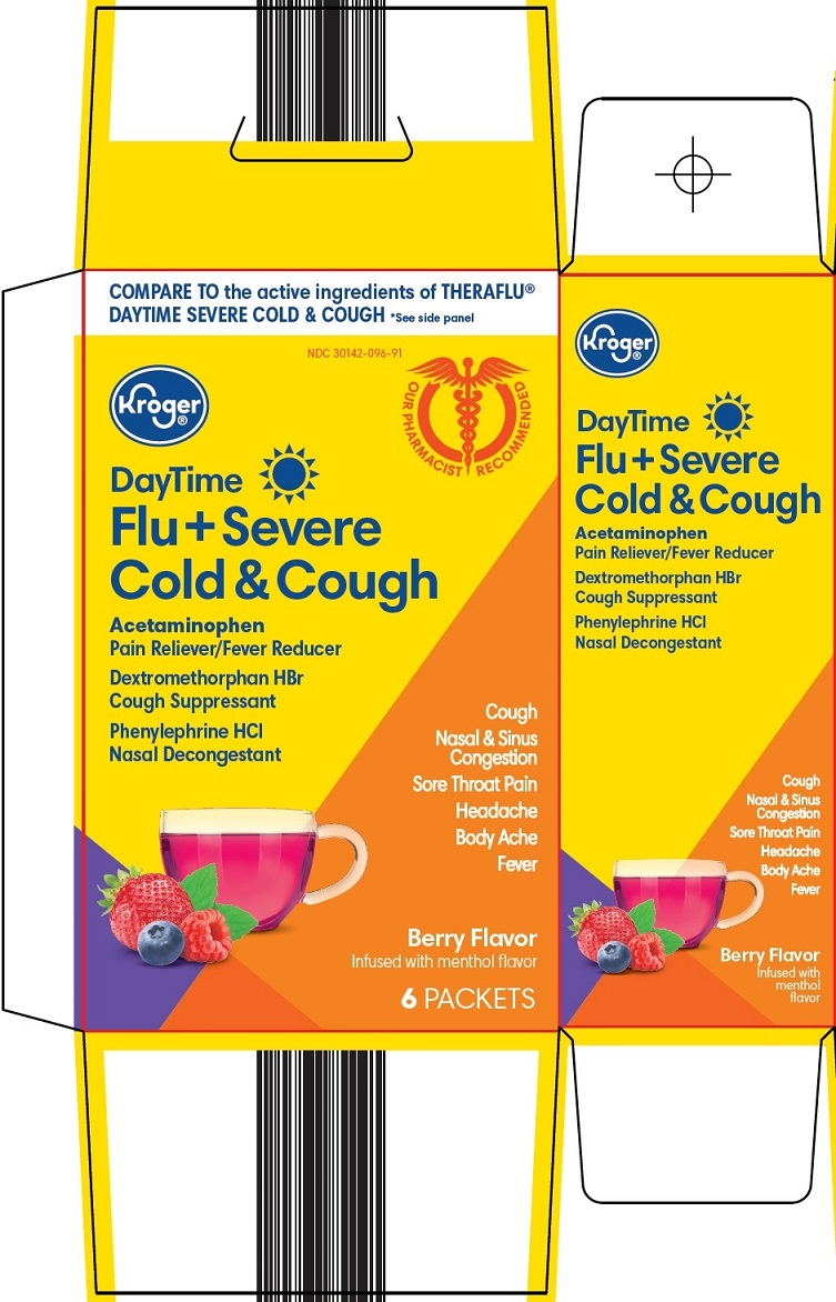DayTime Flu + Severe Cold & Cough Carton Image 1