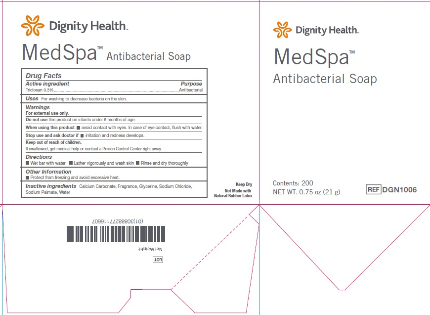Is Medspa Antibacterial Bar   Triclosan 0.3 G In 100 G safe while breastfeeding
