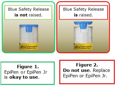 Blue Safety Release