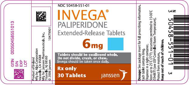 PRINCIPAL DISPLAY PANEL - 6 mg Tablet Bottle Label