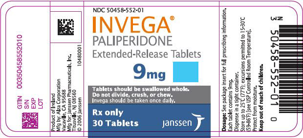 PRINCIPAL DISPLAY PANEL - 9 mg Tablet Bottle Label