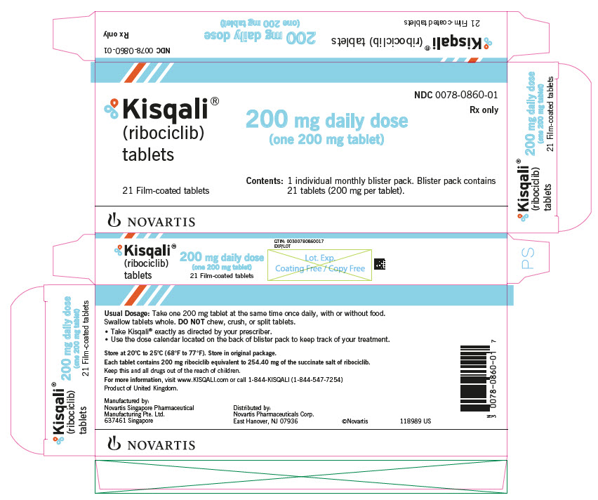 PRINCIPAL DISPLAY PANEL – PACKAGE LABEL – 200 mg daily dose