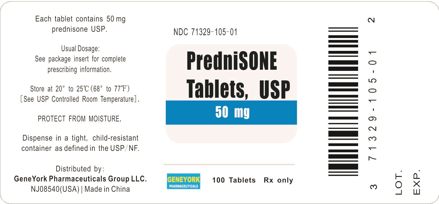 Label 100 tablets for 50 mg
