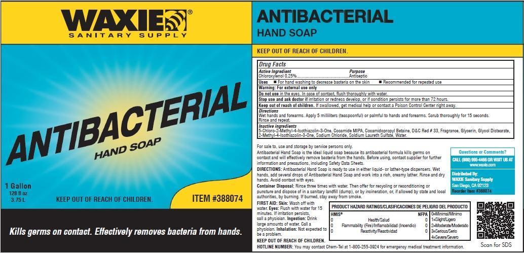 Antibacterial Hand | Waxie Sanitary Supply Breastfeeding