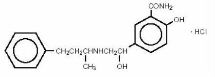 Labetalol Hydrochloride Injection and breastfeeding