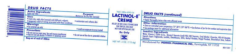 Lactinol-e | Lactic Acid Cream while Breastfeeding