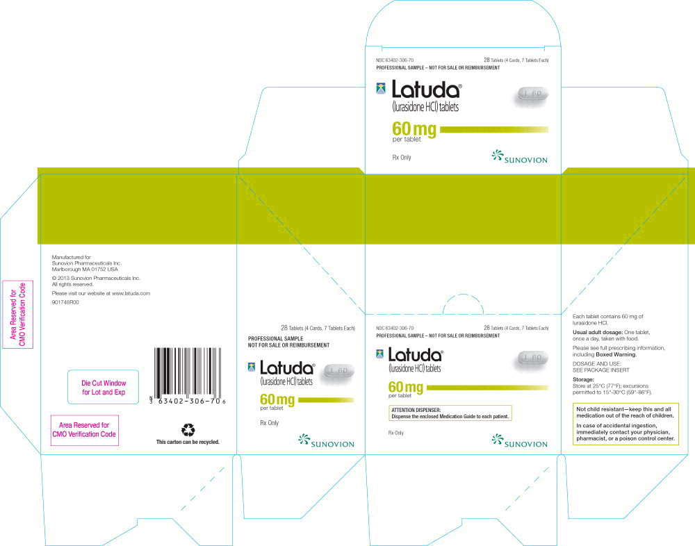 PACKAGE LABEL - PRINCIPAL DISPLAY PANEL – 60 mg Carton