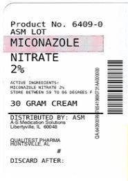 Miconazole Nitrate 20 Mg In 1 G while Breastfeeding