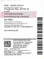 Ziprasidone Hydrochloride | Ziprasidone Hcl Capsule while Breastfeeding