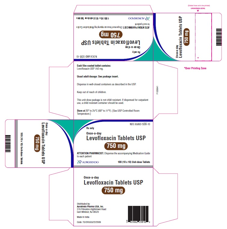 PACKAGE LABEL-PRINCIPAL DISPLAY PANEL - 750 mg Blister Carton (10 x 10 Unit-dose)