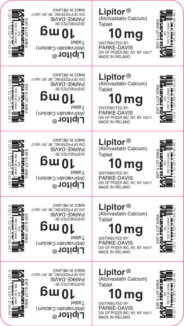 PRINCIPAL DISPLAY PANEL - 10 mg Tablet Blister Pack