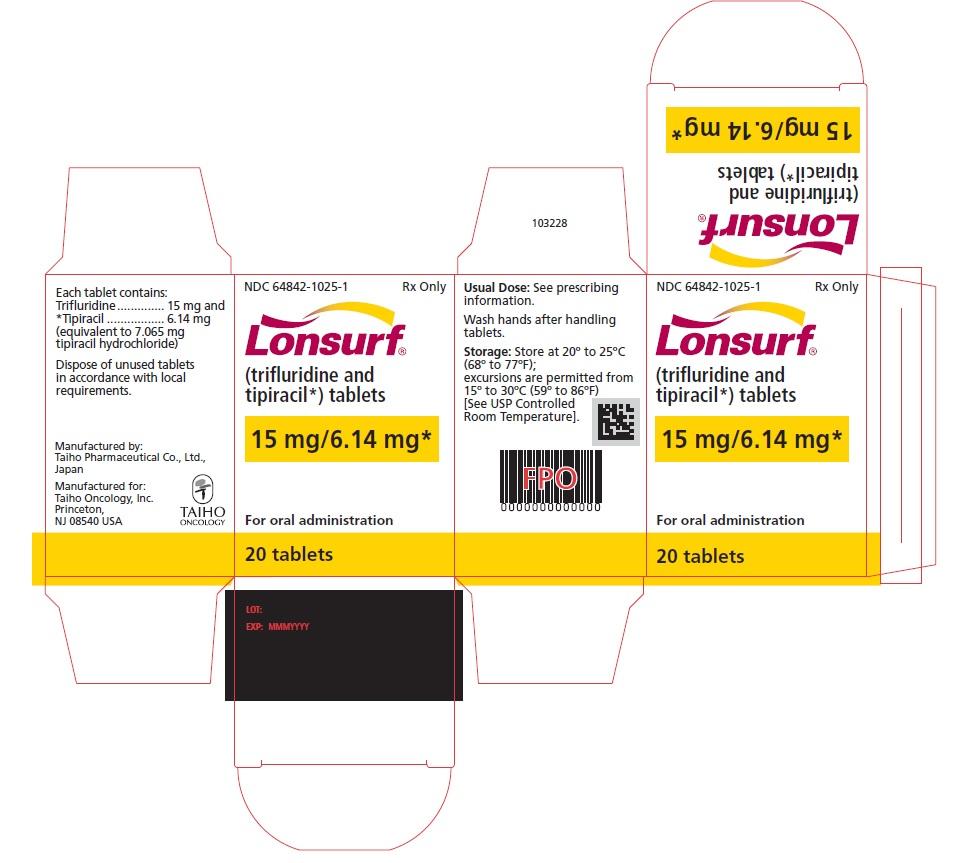 '.Lonsurf 15 6.14Mg Tab 20 By ASD Healthca.'