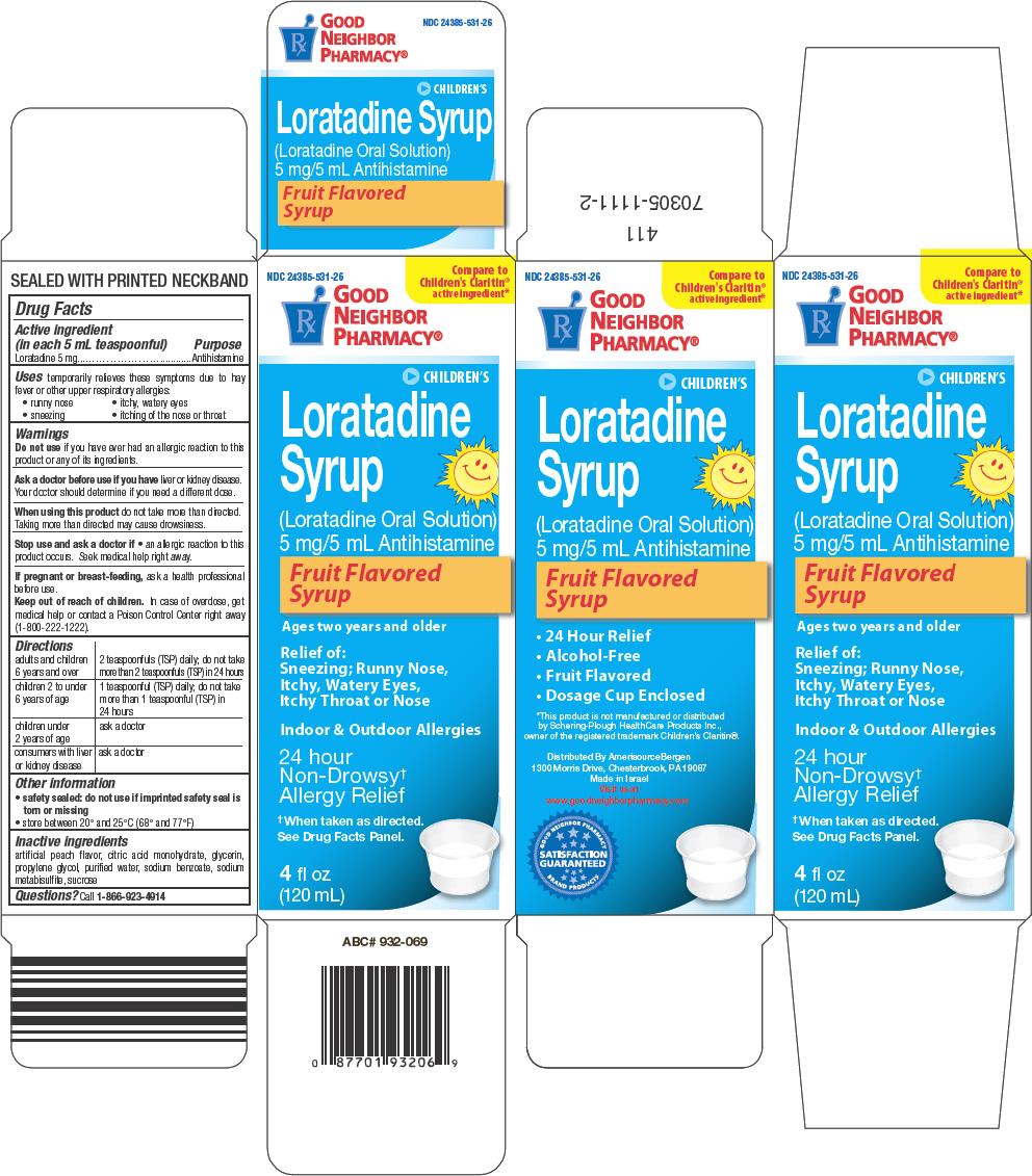Good Neighbor Pharmacy Childrens Loratadine | Loratadine 5 Mg In 5 Ml while Breastfeeding