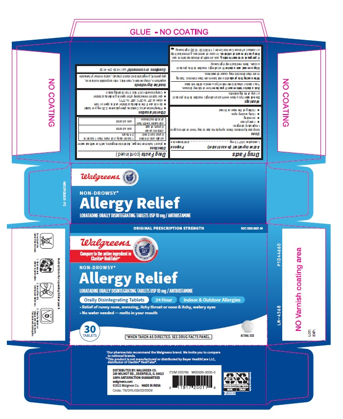 PACKAGE LABEL-PRINCIPAL DISPLAY PANEL - 10 mg, Blister Carton 30 (3 x 10) Orally Disintegrating Tablets