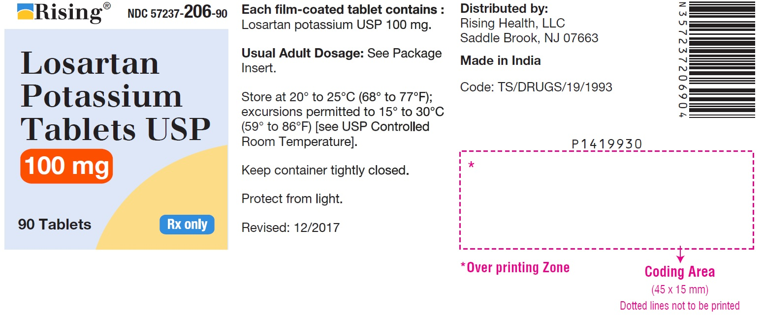 PACKAGE LABEL PRINCIPAL DISPLAY PANEL - 100 mg (90 Tablets Bottle)