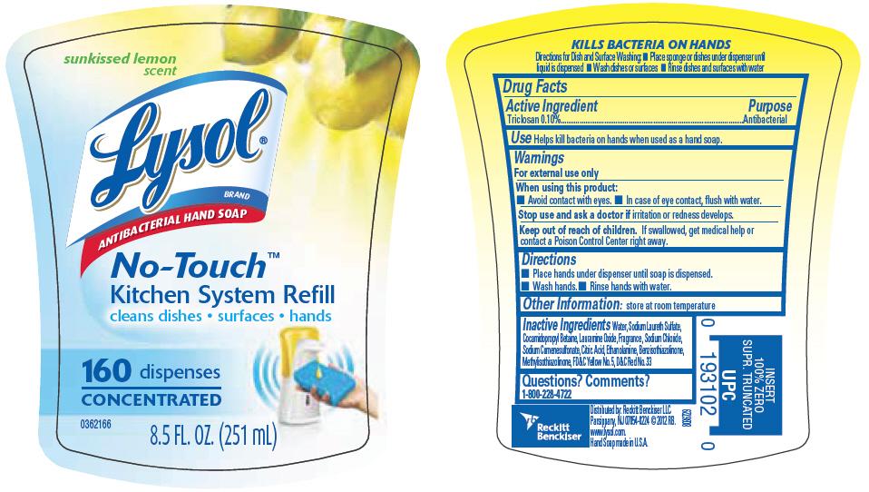 Lysol No Touch | Reckitt Benckiser Llc Breastfeeding