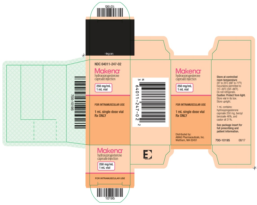 1 mL Carton Label