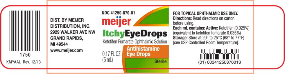 Itchy Eye   Ketotifen 0.35 Mg In 1 Ml while Breastfeeding