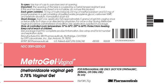 Metrogel   Metronidazole 7.5 Mg In 1 G Breastfeeding