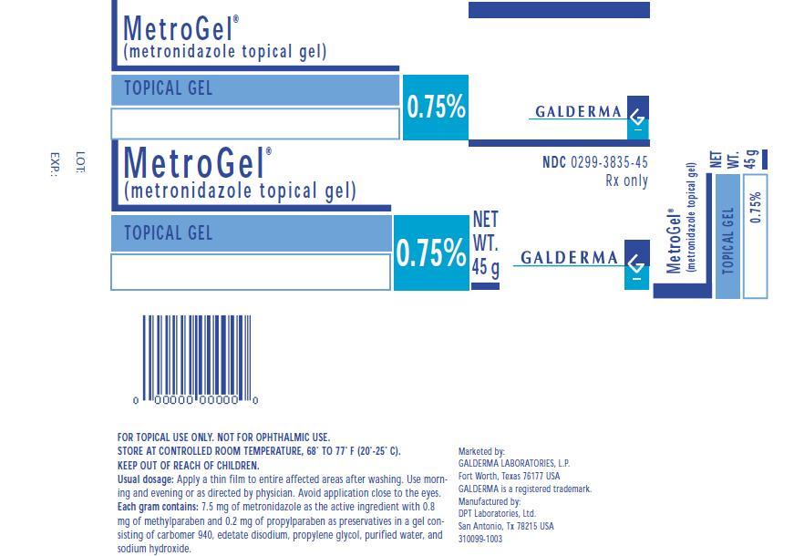 Metrogel   Metronidazole Gel safe for breastfeeding