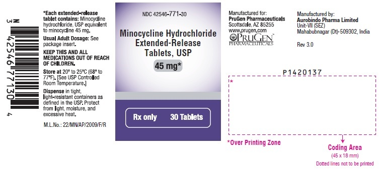PACKAGE LABEL-PRINCIPAL DISPLAY PANEL - 45 mg (30 Tablets Bottle)
