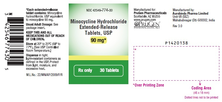 PACKAGE LABEL-PRINCIPAL DISPLAY PANEL – 90 mg (30 Tablets Bottle)