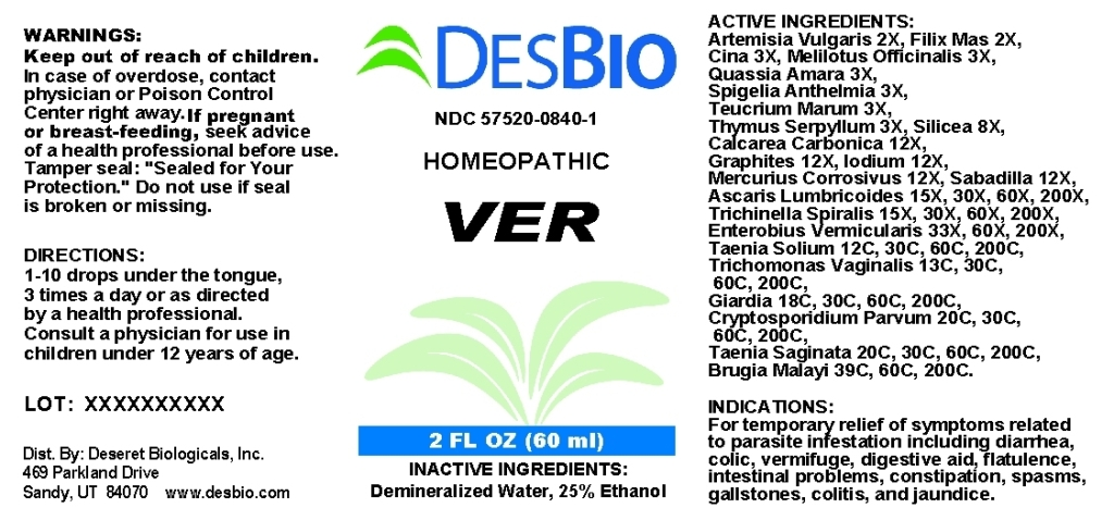 Ver | Artemisia Vulgaris, Filix Mas, Cina, Melilotus Officinalis, Liquid Breastfeeding