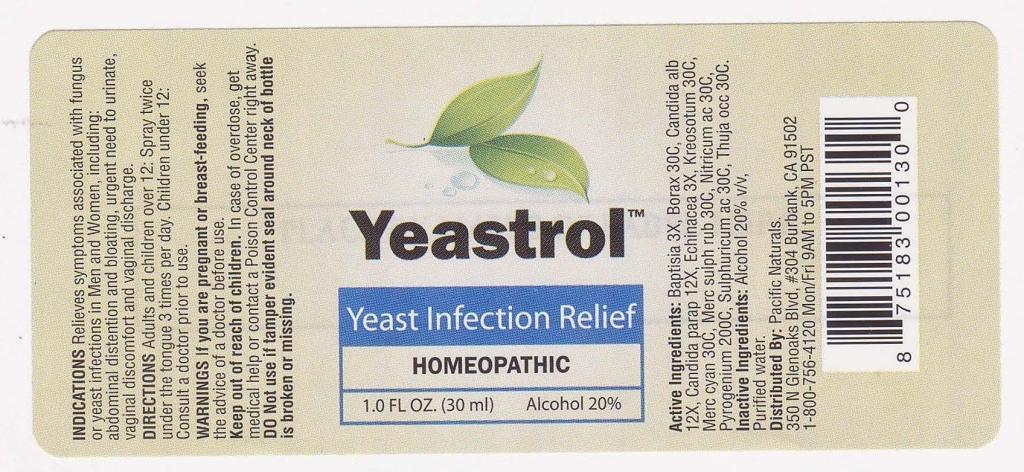 Yeastrol