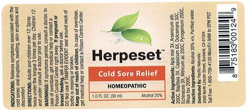 Herpeset