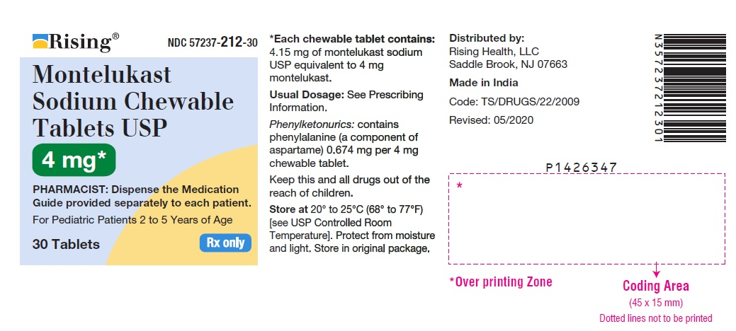 PACKAGE LABEL-PRINCIPAL DISPLAY PANEL - 4 mg (30 Tablets Bottle)